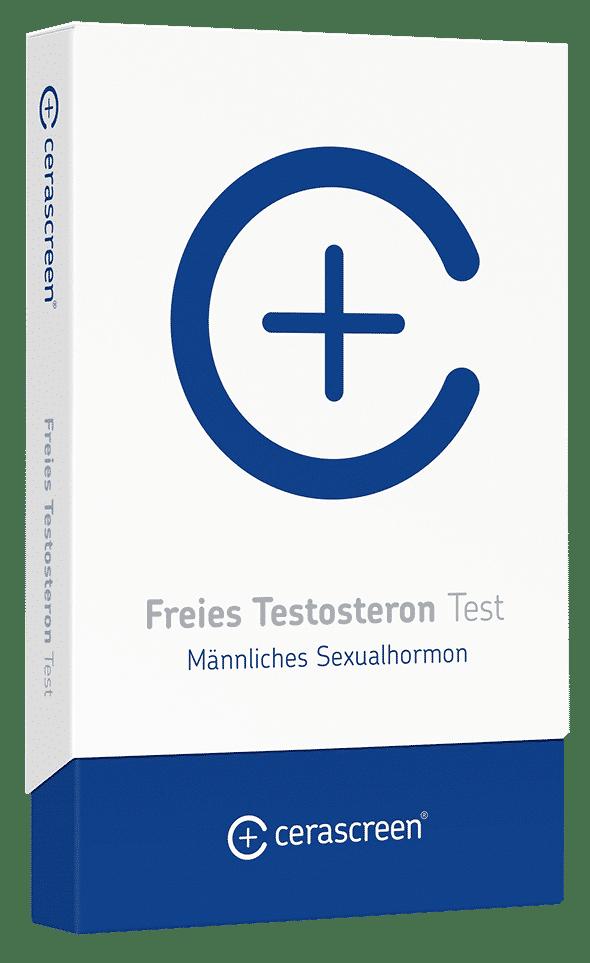 Freies Testosteron Test