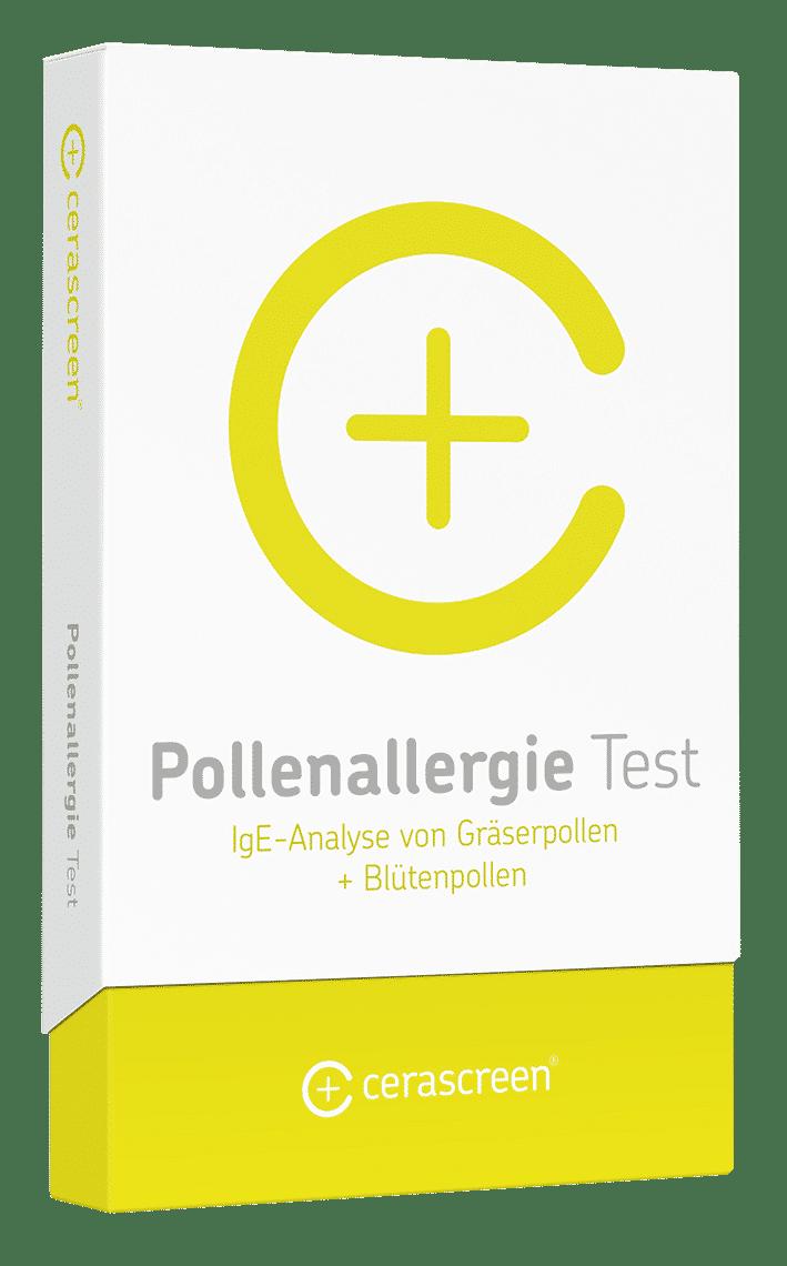 Pollenallergie Test